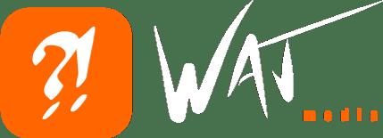 ?!WAT Media Logo